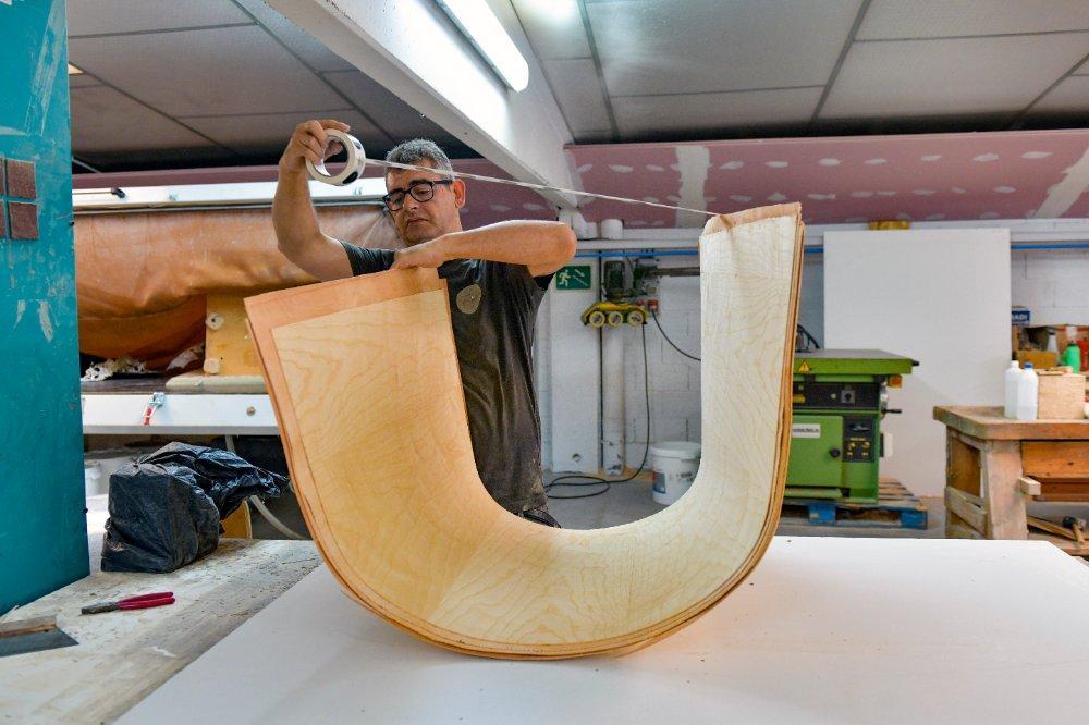 Fabricació de mobles en sèrie