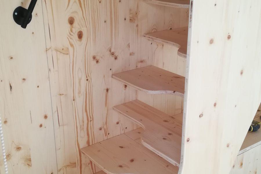 Puertas a medida y escaleras personalizadas