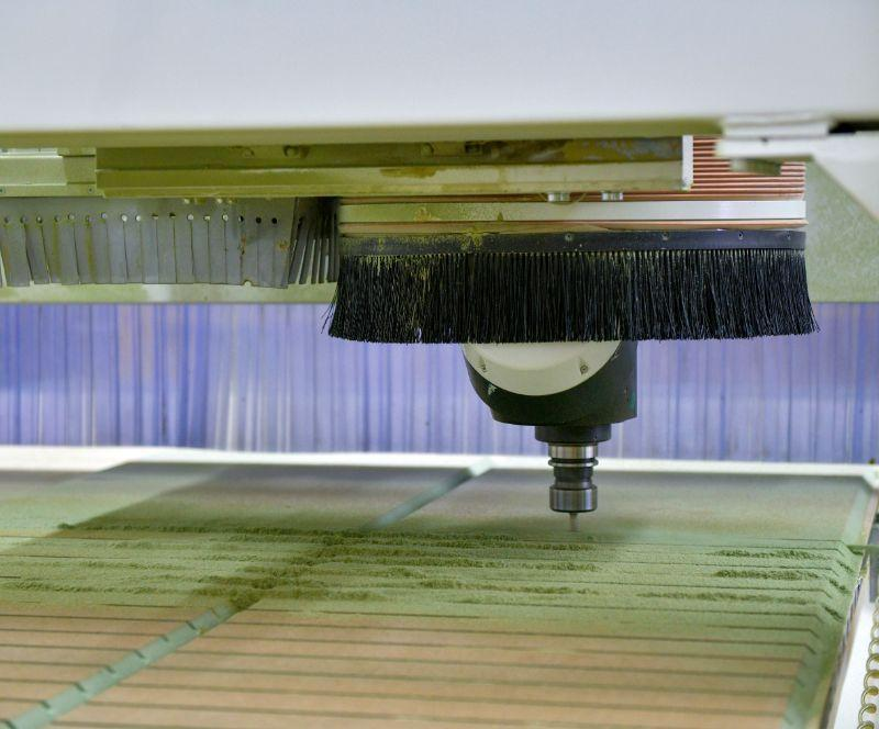 mecanizado puertas de madera para grandes empresas